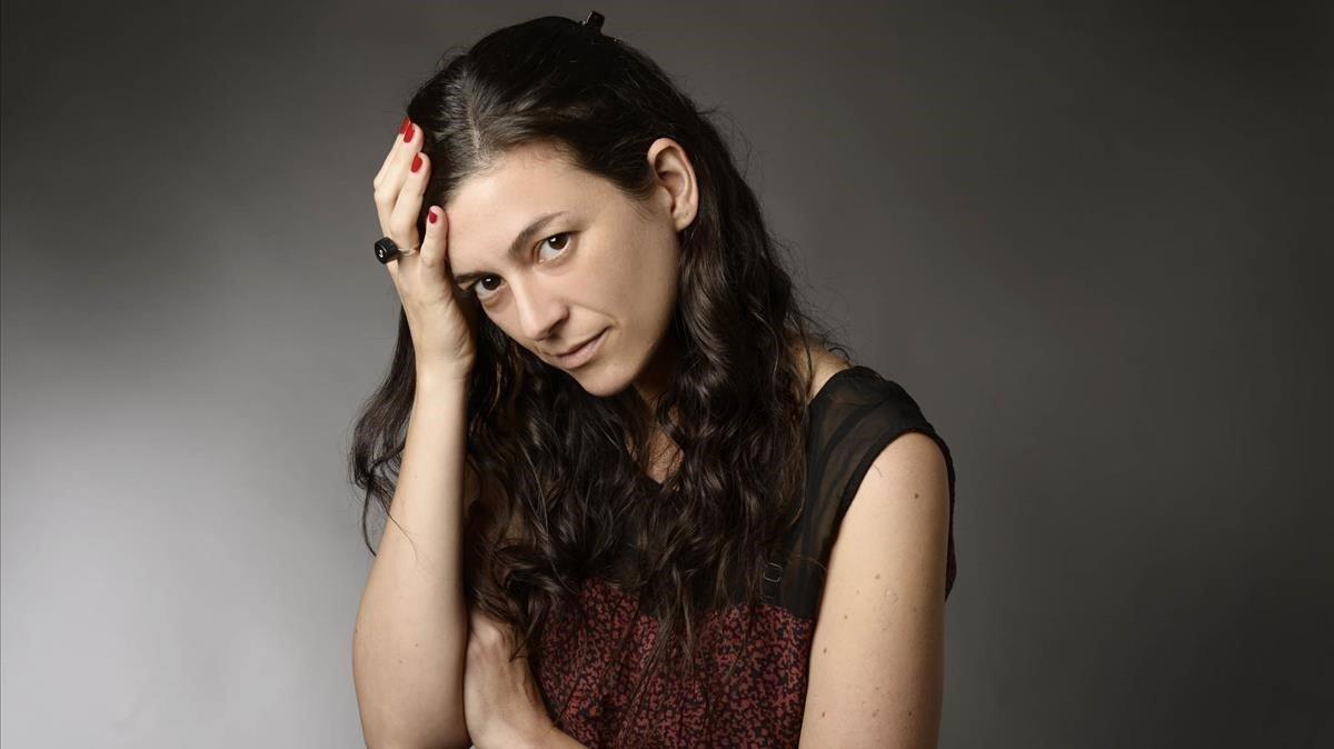 La escritora argentina Samanta Schweblin.