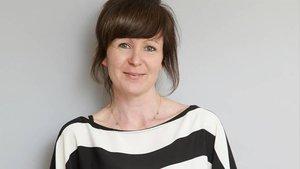La escritora británica Olivia Laing.