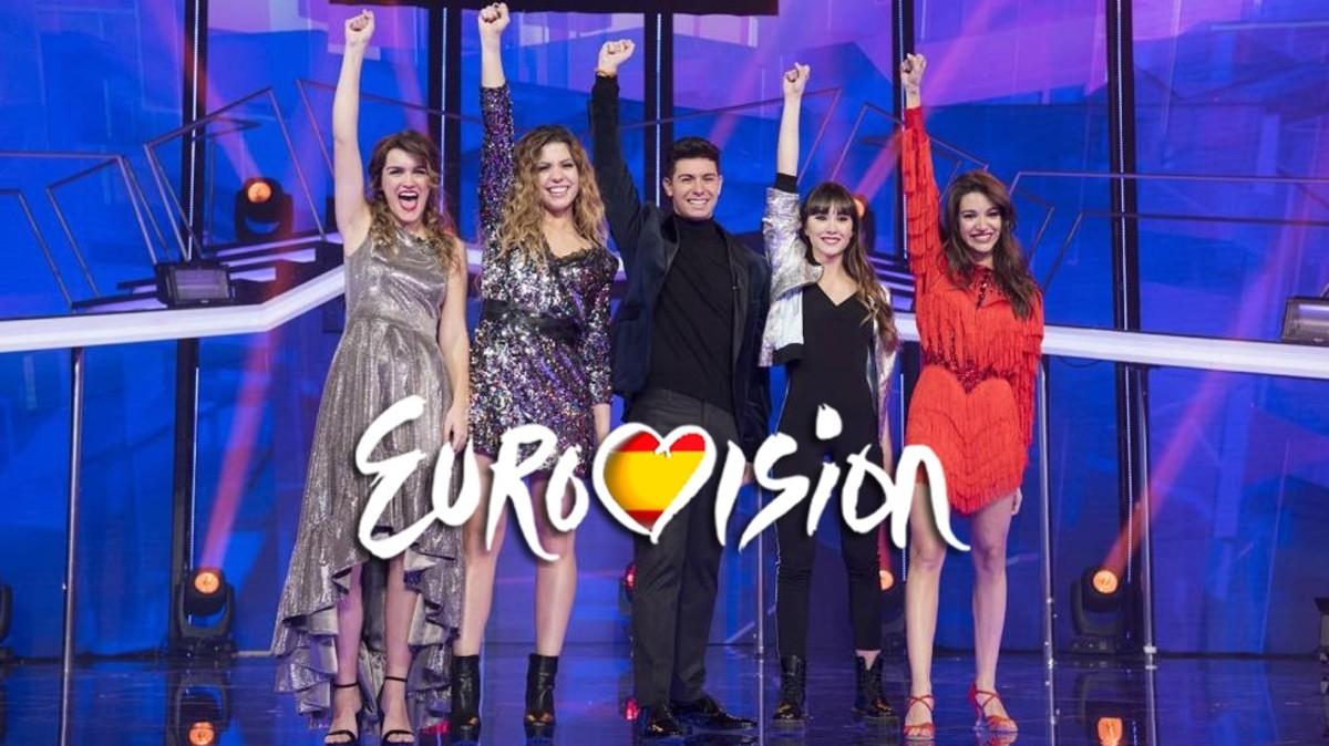 'OT 2018' repite como preselección española para el Festival de Eurovisión