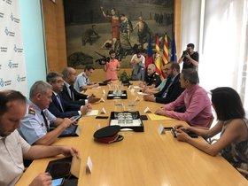 Els delictes augmenten un 5% a Mataró durant l'últim any
