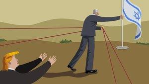 Del Golán a Gaza y tiro porque me toca