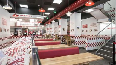 Les hamburgueses de Five Guys arriben a Barcelona