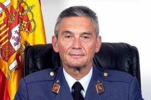 El general Miguel Ángel Villarroya, nuevo Jefe del Estado Mayor de la Defensa (JEMAD).