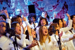 El espectáculo de gospel contemporáneo Gospelizing dará el pistoletazo de salida a la temporada de espectáculos en el Teatre Can Rajoler de Parets del Vallès.