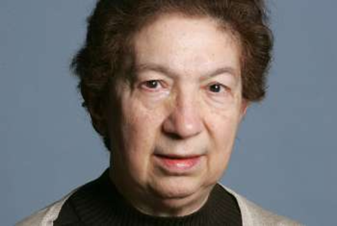 La historiadora catalana Eva Serra.