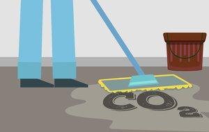 A més de deixar d'embrutar, s'ha de netejar el CO2
