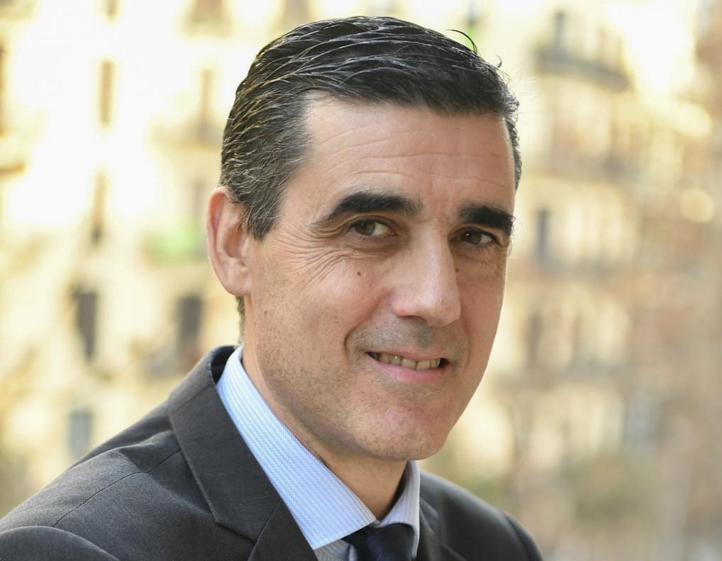 Imagen de archivo de Julio Naveira, presidente del Consell de l'Advocacia.