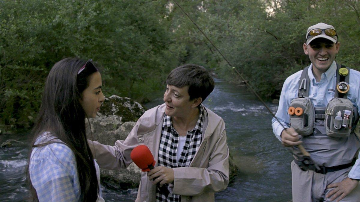 Imagen de la nueva entrega de 'La paisana'.
