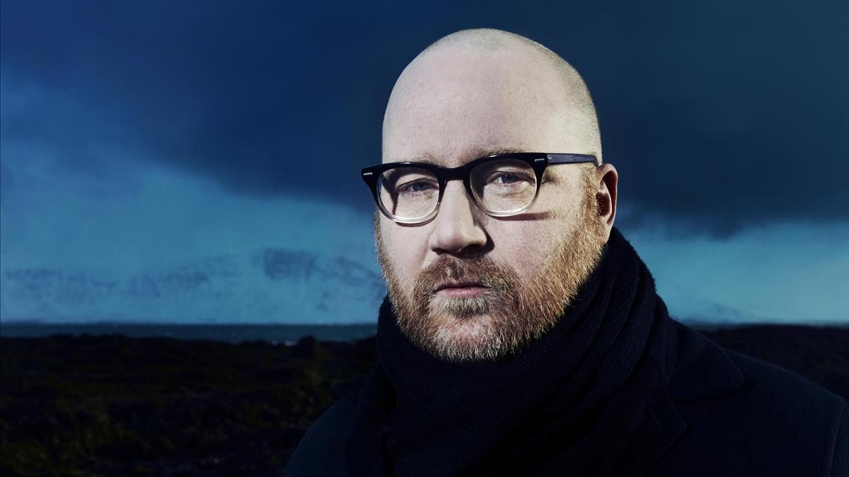 El compositor y pianista Jóhann Jóhannsson en una imagen promocional.