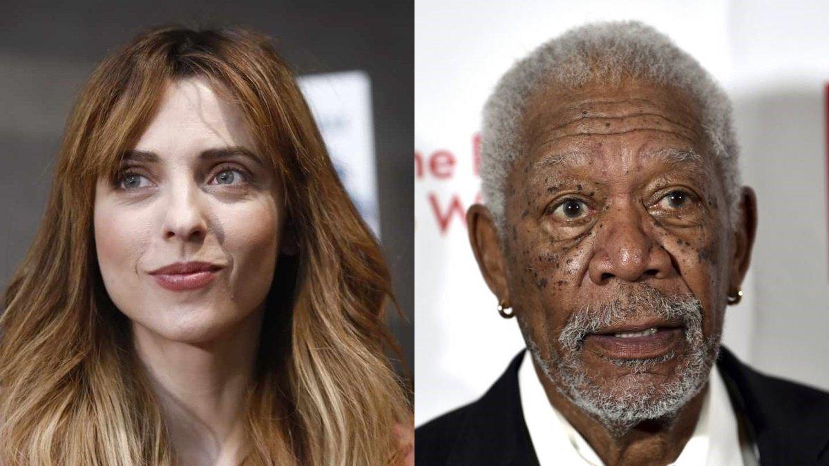 """Leticia Dolera borra su polémico tuit sobre Morgan Freeman tras una """"avalancha de odio"""""""