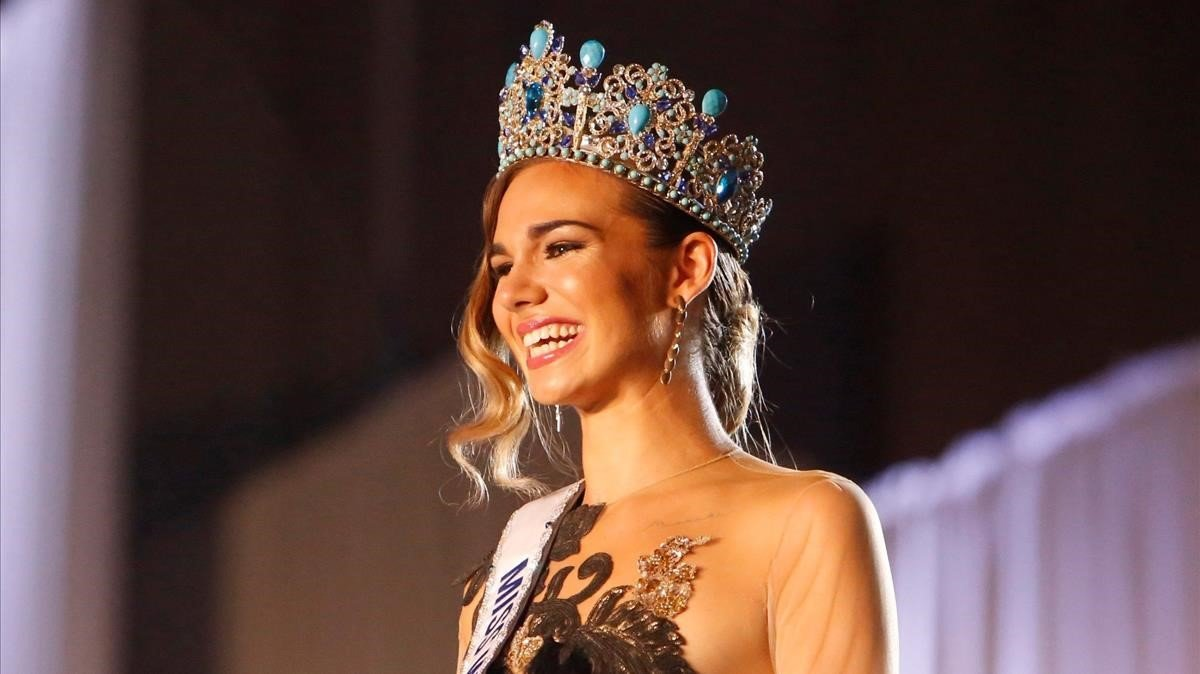 La cordovesa María del Mar Aguilera, nova Miss World Spain