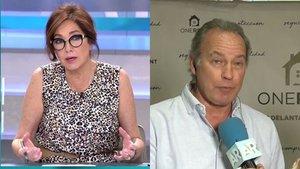 El desplante de Bertín a Ana Rosa y su respuesta al candidato de Vox que llamó feas a las feministas
