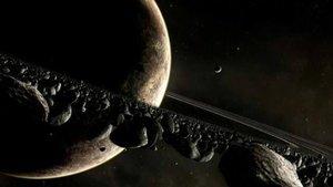 Luna, Marte y Saturno, tema de la primera conferencia.