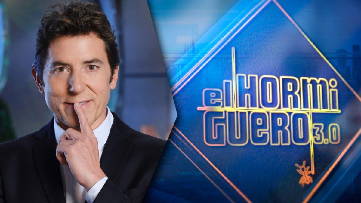 Manel Fuentes, presentador de 'Masters de la reforma' y próximo invitado de 'El Horiguero'.