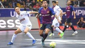 Sabadell acollirà la fase final de la Copa Catalunya Sènior de Futbol Sala