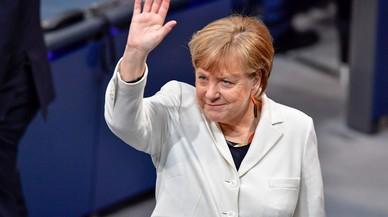 Alemania inaugura el cuarto mandato de Merkel