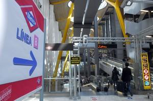 Tres grafiters apunyalen un vigilant de Metro Madrid al dipòsit de Cuatro Vientos