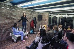 Rubí celebra la 4a edició del festival Addictes al microteatre a l'Espai Jove Torre Bassas