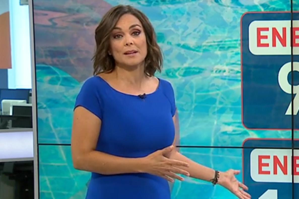 Un hombre se cuela por error en el plató de 'Antena 3 Noticias'