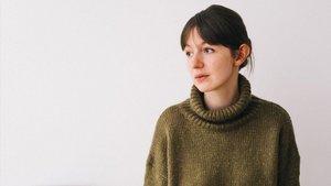 La escritora Sally Rooney.