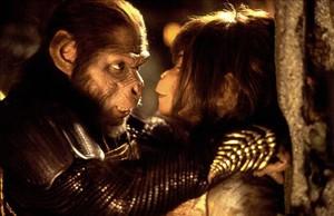 Imagen de El planeta de los simios.