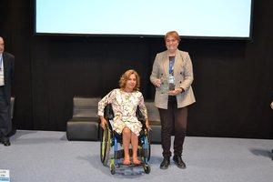 Santa Coloma rep el premi Visió Zero Municipal per haver tingut «zero víctimes mortals» en accidents de trànsit