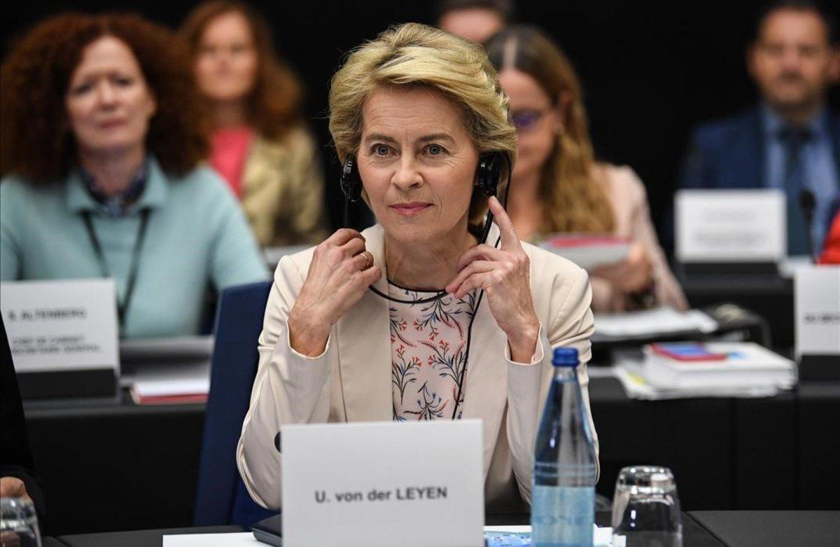 """Von der Leyen se aferra a la """"protección del modo de vida europeo"""""""