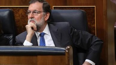 La corrupción terminará con Rajoy