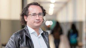 El profesor de la universidad de la Laguna (Tenerife) JoséSaturnino Martinez García