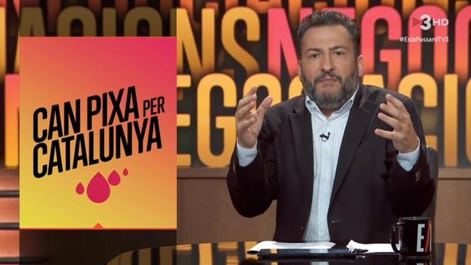Soler, sarcástico con Puigdemont (TV-3).