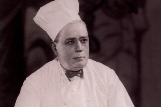 Ignasi Domènech, en una imagen tomada en Madrid alrededor de 1914.