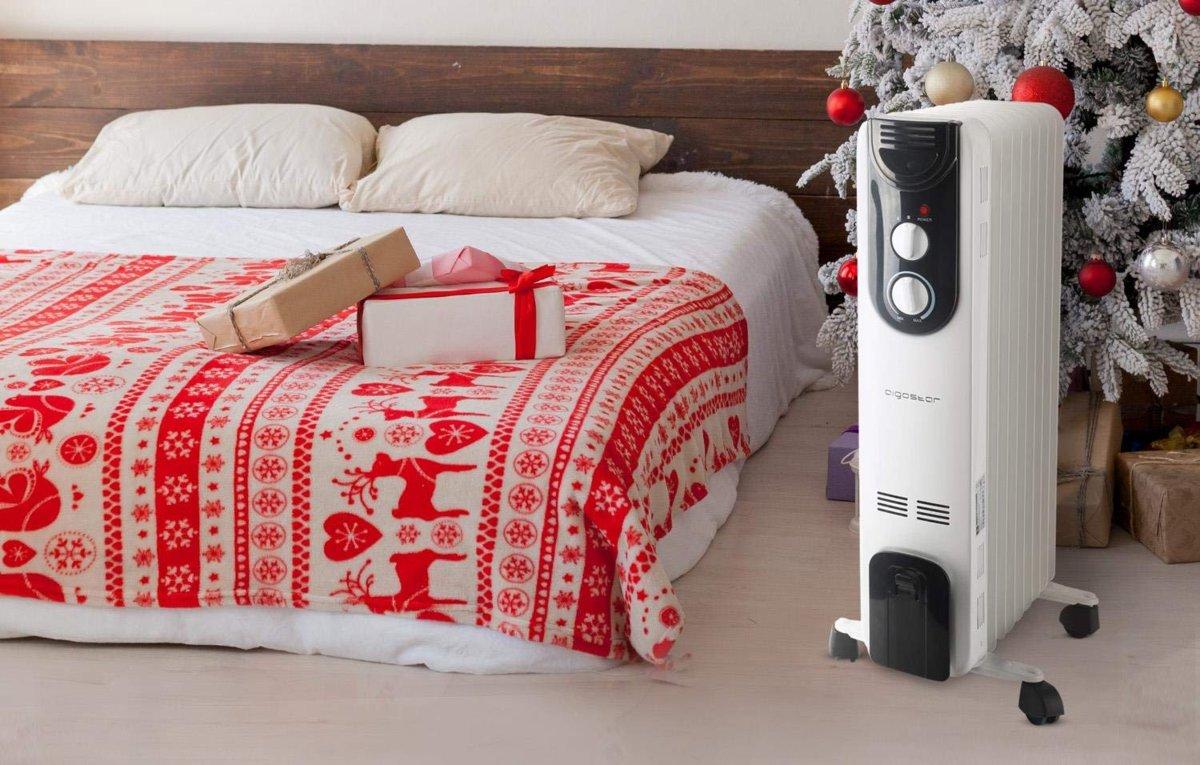 Radiadores de aceite, soluciones para calentar el hogar