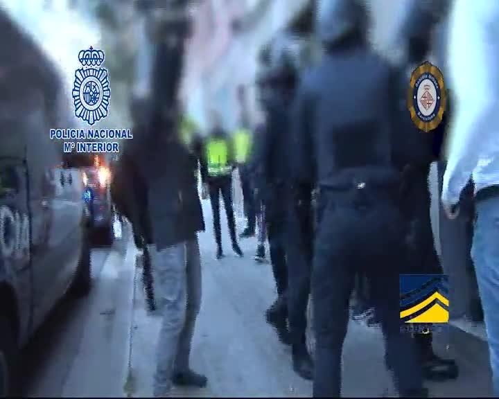 Cae en Barcelona una organización que obligaba a mujeres a cometer hurtos