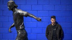 """Marc Roca: """"L'Espanyol es porta molt endins, ho és tot per a mi"""""""