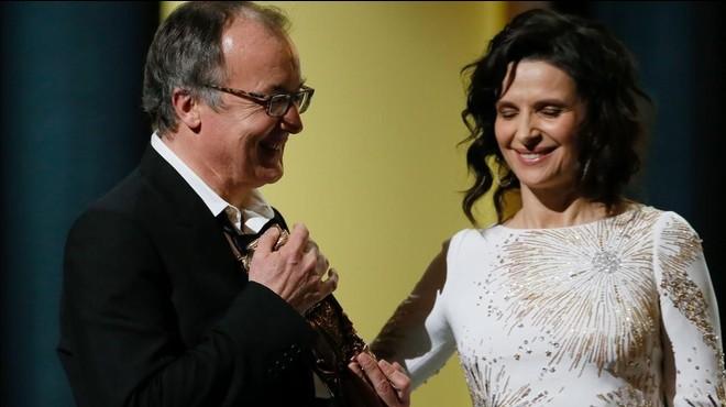 La Academia del cine francés premia la diversidad cultural