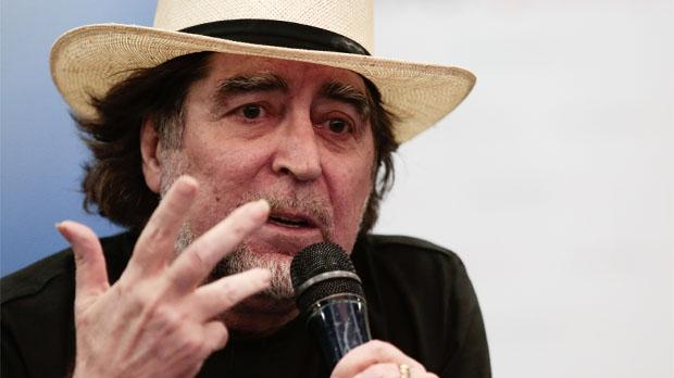 El cantautor se ha pronunciado sobre el tema en Quito, Ecuador.