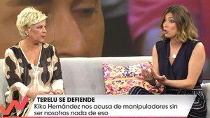 """Sandra Barneda defiende 'Viva la vida' tras las críticas de Kiko Hernández: """"No hay intención de manipular"""""""