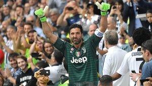 Buffon, camí del rècord en la Lliga italiana