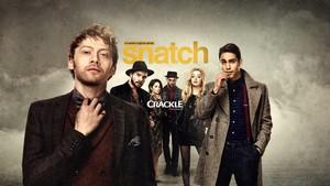 Imagen promocional de la serie de SonySnatch.