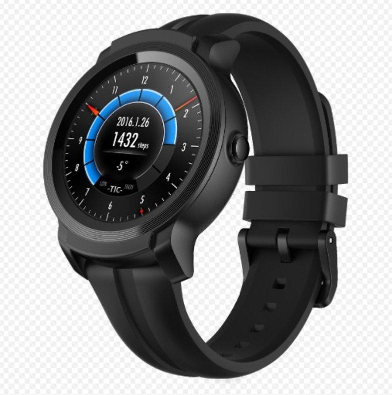 Ticwatch E2 de Mobvoi.