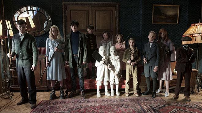 Tráiler de El hogar de Miss Peregrine para niños peculiares de Tim Burton