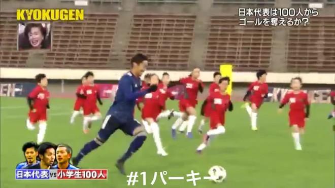 Un vídeo del partido disputado en Tokio y que se ha viralizado en las redes en diez días.