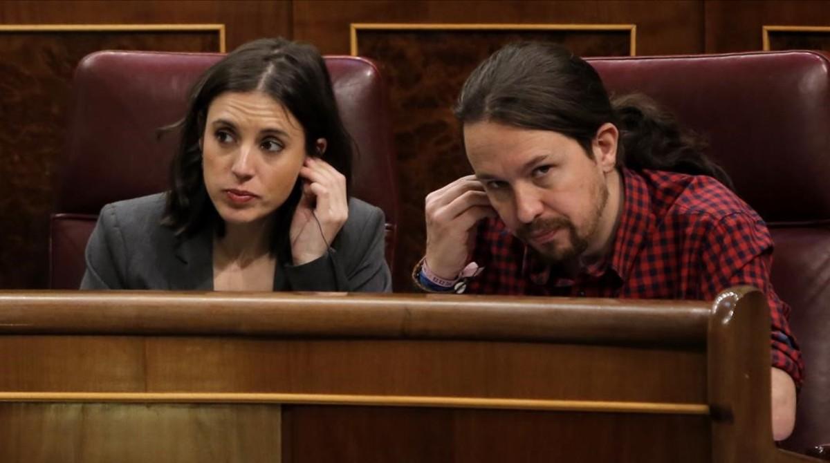 Nerviosisme a Podem per la polèmica del xalet d'Iglesias i Montero