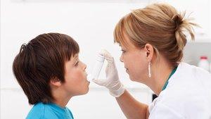 Gairebé la meitat dels casos d'asma infantil a Barcelona són per la pol·lució