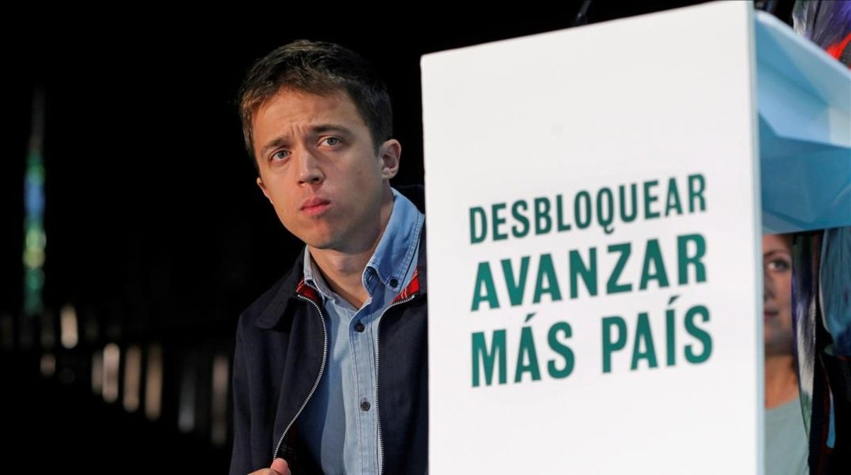 Errejón insta Sánchez i Iglesias a aclarir la política de pactes després del 10-N