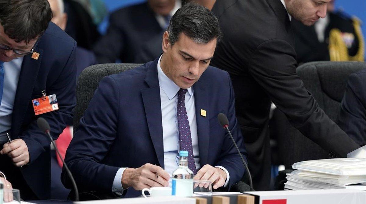 El PSOE i ERC exploren un nou fòrum per encarrilar el «conflicte polític»