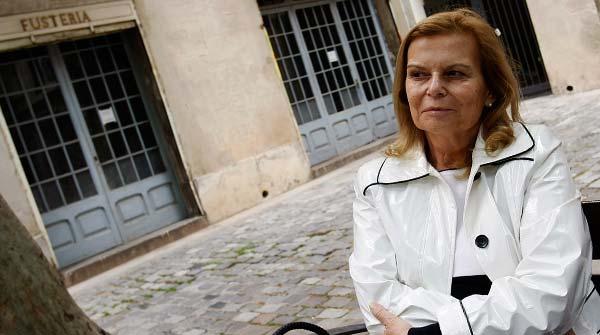 La escritora mallorquina afincada en Barcelona muestra sus rincones favoritos del barrio de Sarrià.