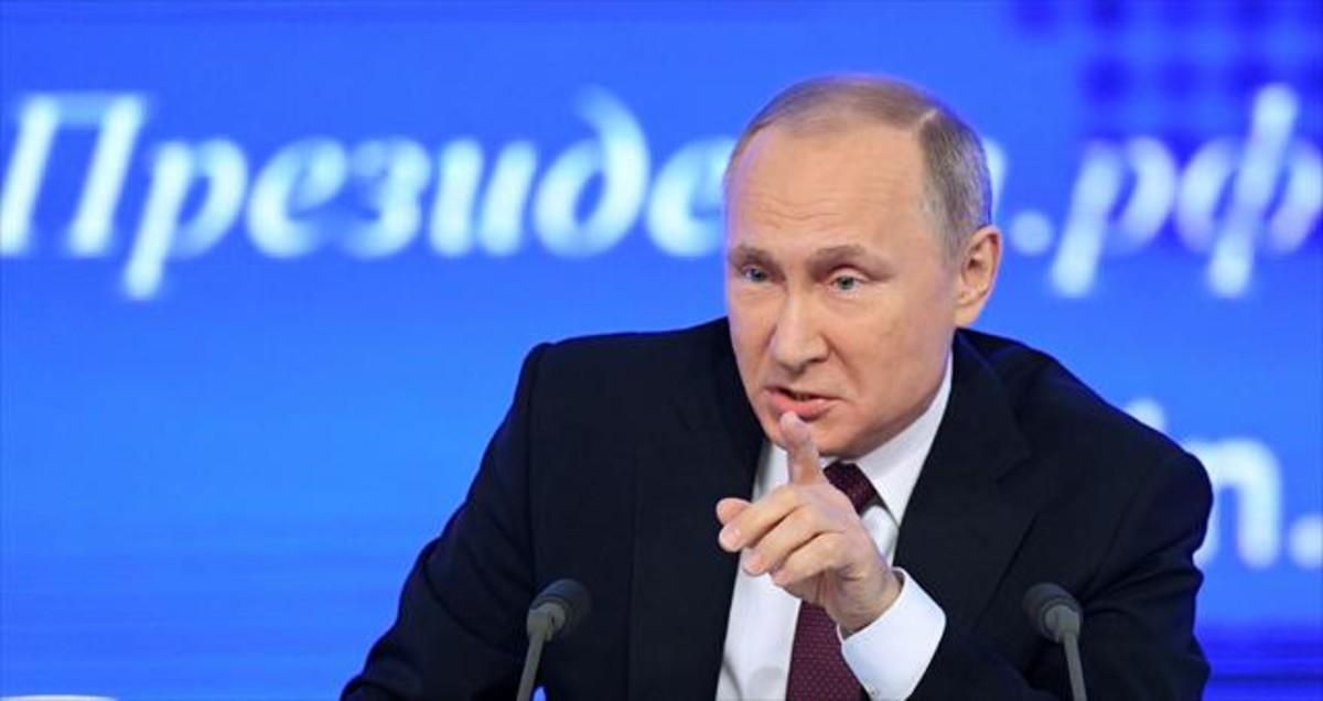Rusia recupera su papel global