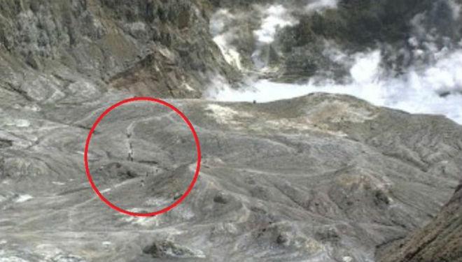 Almenys cinc turistes morts per l'erupció d'un volcà a Nova Zelanda