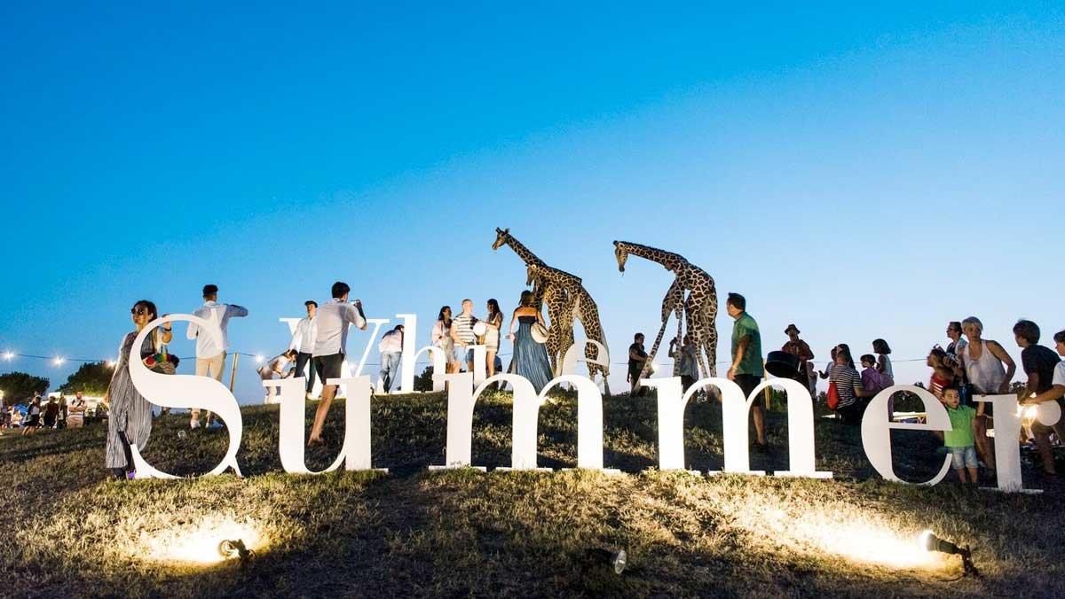 L'oferta cultural reforça la seva presència al White Summer